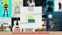Read  Event History Analysis With Stata Ebook Free