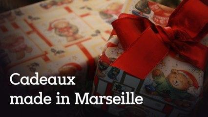 Noël. Des idées de cadeaux « made in Marseille »