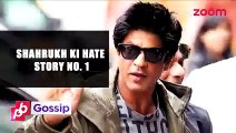 Shah Rukh Khan HATES Questions On His Equation With Salman Khan _ Bollywood Gossip