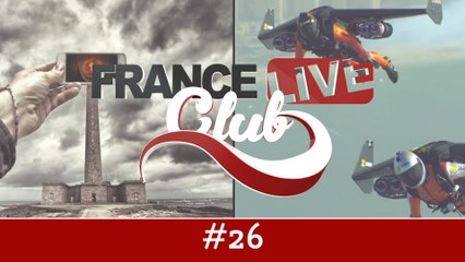 France Live Club #26 : un homme volant, une star d'Instagram…