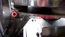 Автомат для фасовки и упаковки чая в фильтр пакеты с ярлычком и обертыкой DXD 18II