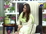 Actress Ushna Shah Saying She Is a Professional Cryer Coz She Gets Paid To Cry In Pakistani Dramas