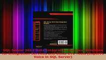 Read  SQL Server 2012 Data Integration Recipes Solutions for Integration Services and Other ETL PDF Free