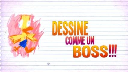 "Dessin animé KAELOO - TUTO ""Dessine comme un boss avec Moignon ""(TéléTOON+)"