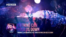 Hardwell & Headhunterz feat. Haris Nothing Can Hold Us Down (Lyric Video)