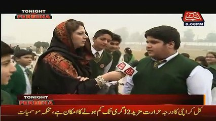 Tonight With Fereeha 10th December 2015 on Abb Tak