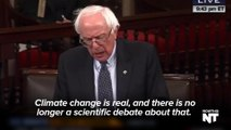 Bernie Wants To Charge Carbon Polluters