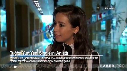 Tuğba Yurt - Aklımda Sorular Var (KralPop Tv Röportajı)