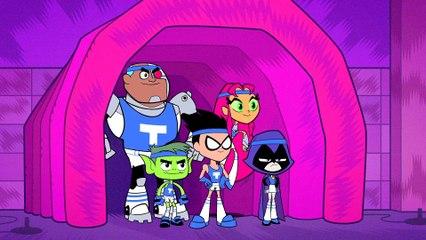 "Teen Titans Go! Ep. 22 ""Artful Dodgers"""