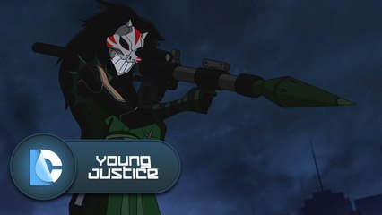 Young Justice: Luther