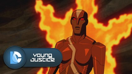 Young Justice: Trapped
