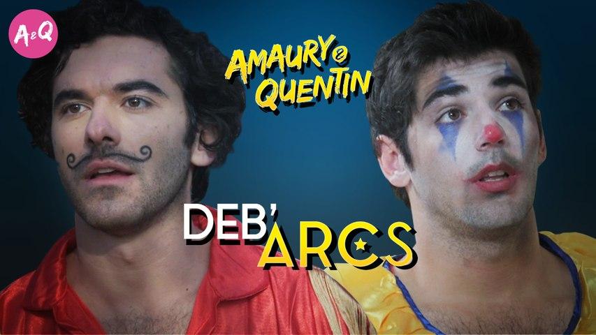 Amaury et Quentin Déb'Arcs !