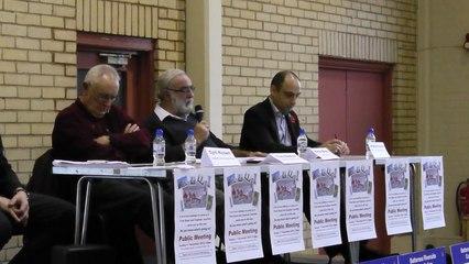 Public Meeting CJAG: Audience 6 - Part 10/13