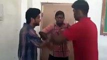 friend slap to friend