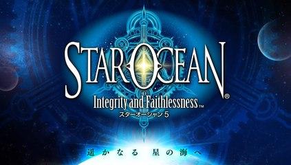 Star Ocean 5 : Integrity Faithlessness | Trailer HD 1080p 30fps-  E3 2015