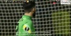 Abdelaziz Barrada Goal Liberec 0 - 3 Marseille Europa League 10-12-2015