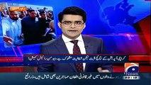 Aaj Shahzaib Khanzada Kay Saath 10th December 2015 on GEO News