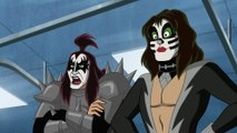 Scooby-Doo! And Kiss Rock And Roll Mystery: Babysitting