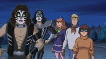 Scooby-Doo! And Kiss Rock And Roll Mystery: The Destroyer