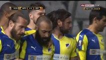 Cavenaghi Goal - APOEL 1-0 Sparta Prague - 10-12-2015