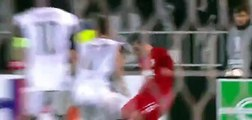 Jeong-Ho Hong Goal - Partizan 1 - 1 Augsburg - 10_12_2015