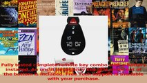 BEST SALE  KeylessOption Replacement Key Remote Ignition Key Combo Keyless Entry  Dual Power Sliding