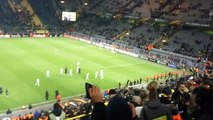 PAOK Dortmund apotheosi