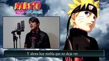 Naruto: Shippuden Ending 5 Sunao na niji (Español)