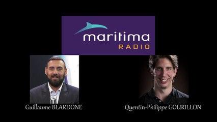 Radio Maritima interview Quentin-Philippe GOURILLON (Q.P.G. Films)