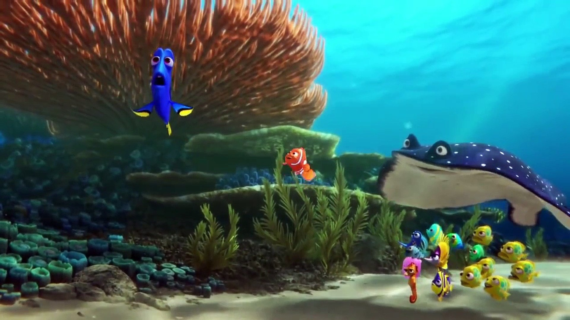 Finding Dory Trailer + Trailer Review : Beyond The Trailer