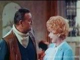"1966 THE LUCY SHOW - ""Lucy Meets John Wayne"" - Lucille Ball, John Wayne"