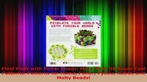Download  Pixel Craft with Perler Beads More Than 50 Super Cool Patterns Patterns for Hama Perler EBooks Online