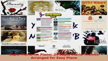 Read  Super Mario for Piano 34 Super Mario Themes Arranged for Easy Piano PDF Free