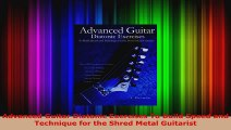 Download  Advanced Guitar Diatonic Exercises To Build Speed and Technique for the Shred Metal PDF Free