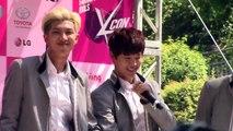 140810 BTS - Artist Engagement at Kcon2014 Part 2