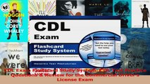 CDL Exam Flashcard Study System CDL Test Practice Questions  Review for the Commercial Download