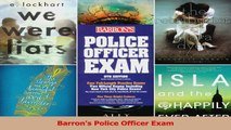 Barrons Police Officer Exam Download