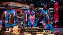 Reigns, Ambrose & The Usos vs. Sheamus, Barrett, Rusev, Del Rio & New Day: Raw, Nov. 30, 2