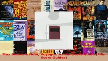 Read  Max Steiners Now Voyager A Film Score Guide Film Score Guides EBooks Online