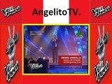 """La Voz Perú 20-12-2013 Michael Abanto nos canta """"Cuando Llora Mi Guitarra"""""""