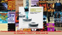 Compounding Sterile Preparations ASHPs Video Guide to Chapter 797 DVD and W PDF
