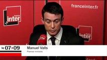 """Manuel Valls sur la COP21 : """"Le compromis sera exigent, je n'en doute pas"""""""