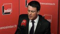 Manuel Valls répond aux questions de Patrick Cohen