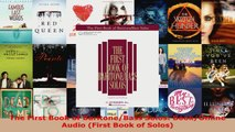 Download  The First Book of BaritoneBass Solos BookOnline Audio First Book of Solos Ebook Free