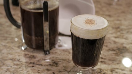 Spanish Coffee - The Morgenthaler Method