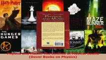 PDF Download Physics and Music The Science of Musical Sound