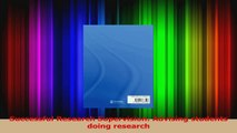 Successful Research Supervision Advising students doing research Read Online
