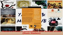 Read  Masters of Music Conversations with Berklee Greats Music Masters EBooks Online