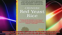 Chinese Red Yeast Rice Effectively Control Cholesterol Levels and Promote Cardiovascular
