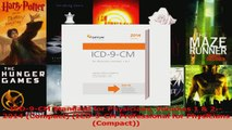 Read  ICD9CM Standard for Physicians Volumes 1  22014 Compact ICD9CM Professional for Ebook Free